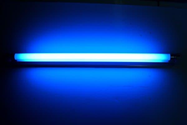 Tubo luz actínica