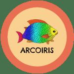 icono peces arcoiris tabla de compatibilidad